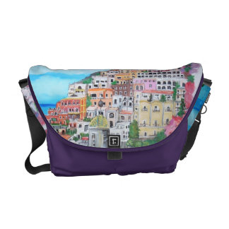 Positano, Medium Messenger Bag
