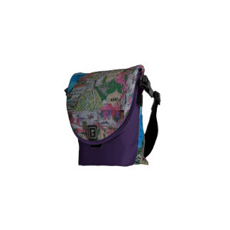 Positano, Mini Messenger Bag