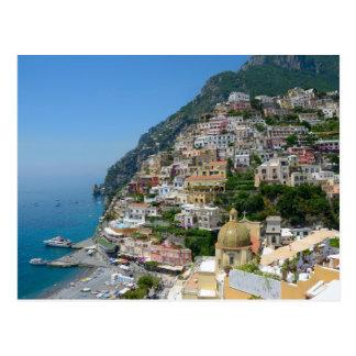Positano, postal del calendario de Italia 2015