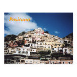 Positano postcard