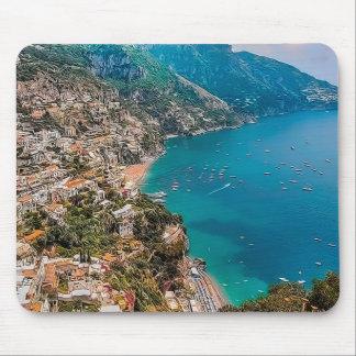 Positano, The Amalfi Coast.jpg Mouse Pad