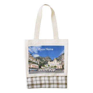 Positano Zazzle HEART Tote Bag