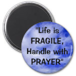 Positive Affirmation & Faith Collection Magnet