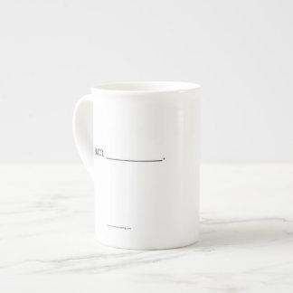 Positive Affirmation Mugs - I Am Bone China Mug