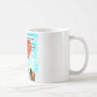 Positive affirmations coffee mug