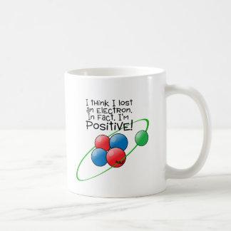 Positive Atom Coffee Mug