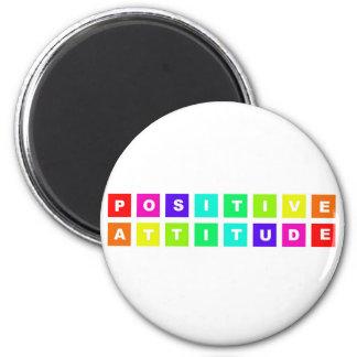 positive attitude magnet