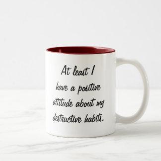 Positive Attitude Mug