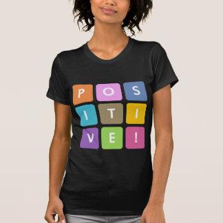 Positive Cubes Collection Tee Shirt
