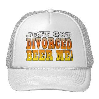 Positive Divorce Gift Ideas Divorced Beer Me Mesh Hat