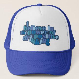 Positive Drinking hat - choose color