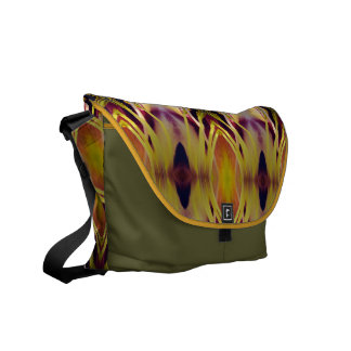 Positive Energy Rickshaw Messenger Bag