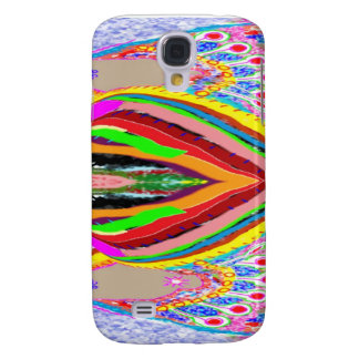 Positive Energy Visual Aura - Meditation Tools Samsung S4 Case