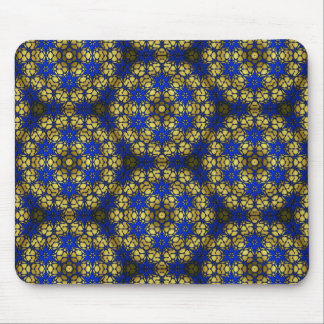 Positive Golden Lattice Lg Any Color Mouse Pad