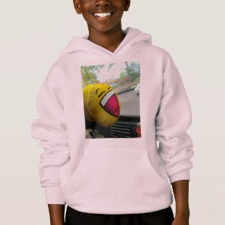 positive hoodie! hoodie