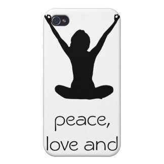 Positive karma for your iPhone iPhone 4 Cover