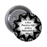 Positive Life_Button Pins