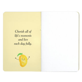Positive Mango Pun - Everyday is Mangonificent Journal