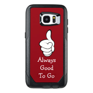 Positive Message Thumbs Up OtterBox Samsung Galaxy S7 Edge Case