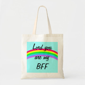 Positive Messages Tote