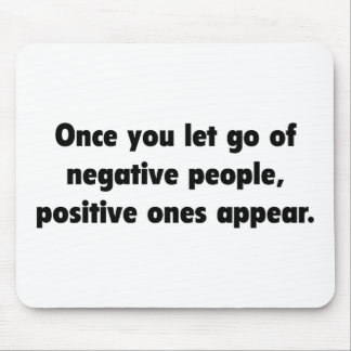 Positive Ones Appear Mouse Pad