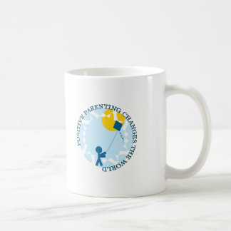Positive Parenting changes the world Coffee Mug