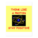 positive postcard