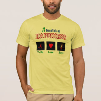 Positive psychology happiness T-Shirt