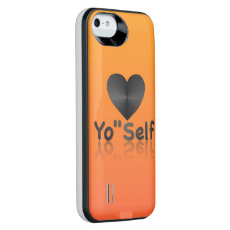 Positive Quotes iPhone5/5s Battery Case Uncommon Power Gallery™ iPhone 5 Battery Case