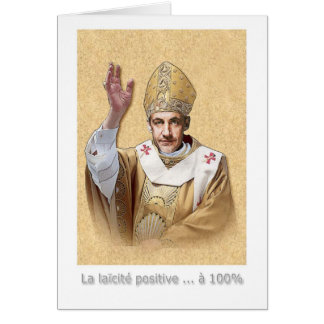 positive secularism card