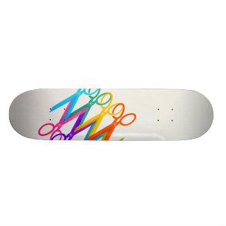 Positive Skateboard Deck
