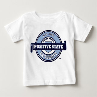 Positive State, Baby blue Signature logo Baby T-Shirt
