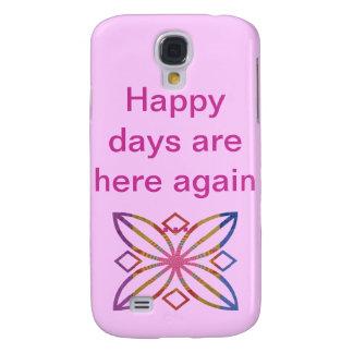 Positive Strokes - Display Happy Designs Samsung Galaxy S4 Covers