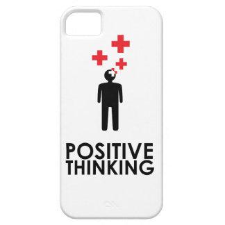 Positive Thinking iPhone SE/5/5s Case
