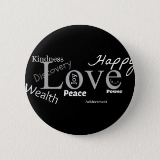 Positive Thinking Love Buttons