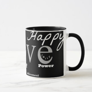 Positive Thinking Love Mug