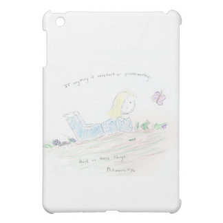 Positive Thoughts iPad Mini Covers
