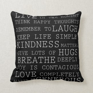 Positive Thoughts - Available at Zazzle