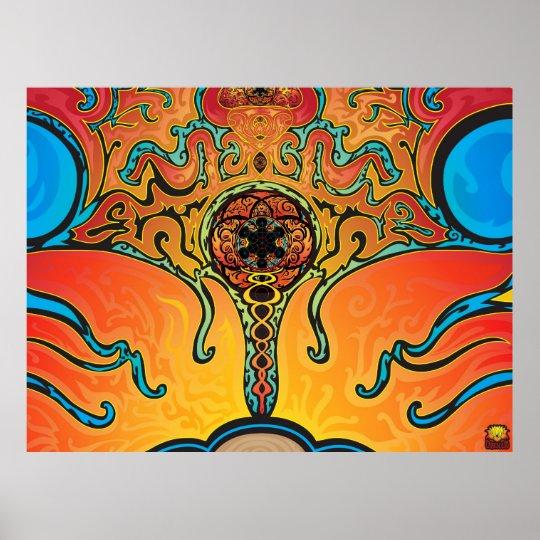 Positive Vibrations #03 Poster