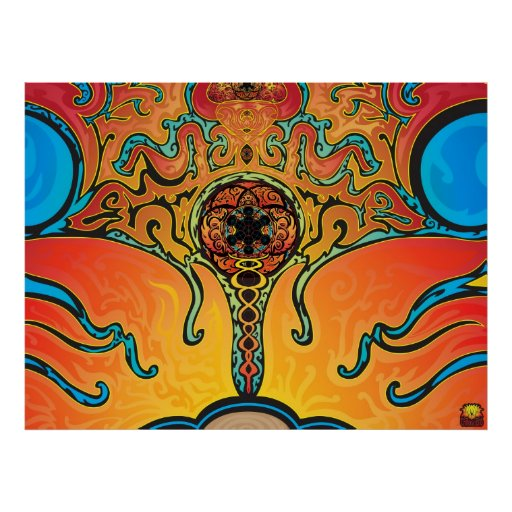 Positive Vibrations #03 Posters