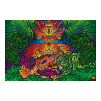 Positive Vibrations Poster