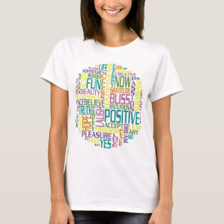Positive Woman's Tees