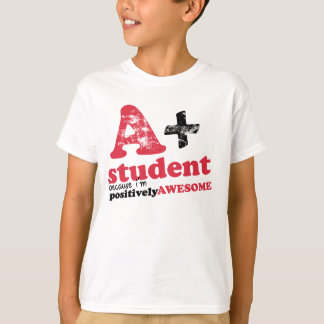 Positively Awesome Kids Shirt