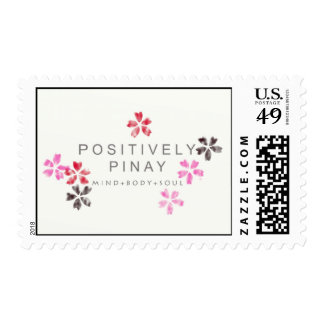 Positively Pinay postage