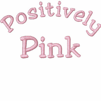 Positively Pink - Breast Cancer Hoody