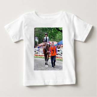 Positively Royal and Javier Castellano Baby T-Shirt