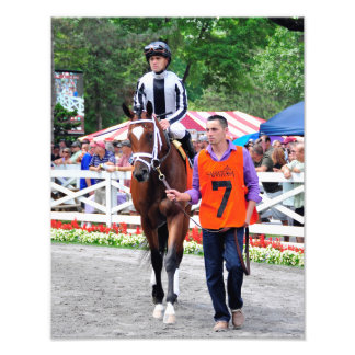 Positively Royal and Javier Castellano Photo Print