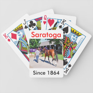 Positively Royal at Horse Haven Bicycle Playing Cards