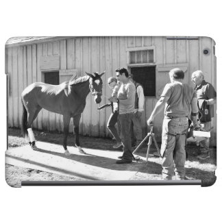 Positively Royal at Horse Haven iPad Air Cover