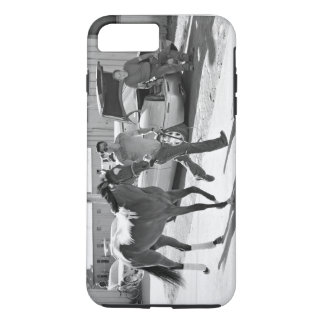 Positively Royal at Horse Haven iPhone 7 Plus Case